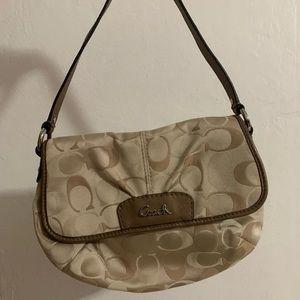 Coach hand bag. Purse